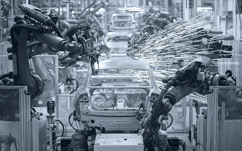 KF Strahltechnik Dresden | Branchen Autoindustrie und Automotive