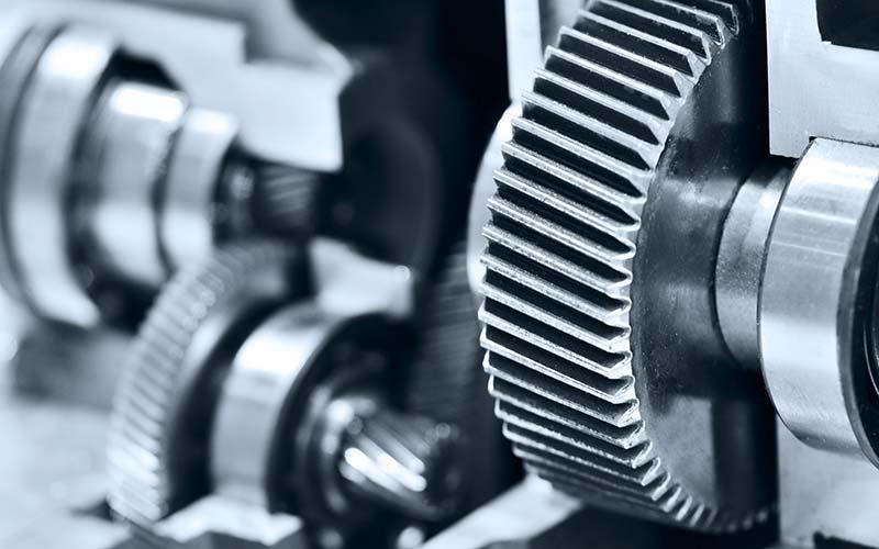 KF Strahltechnik Dresden | Branchen Getriebeindustrie