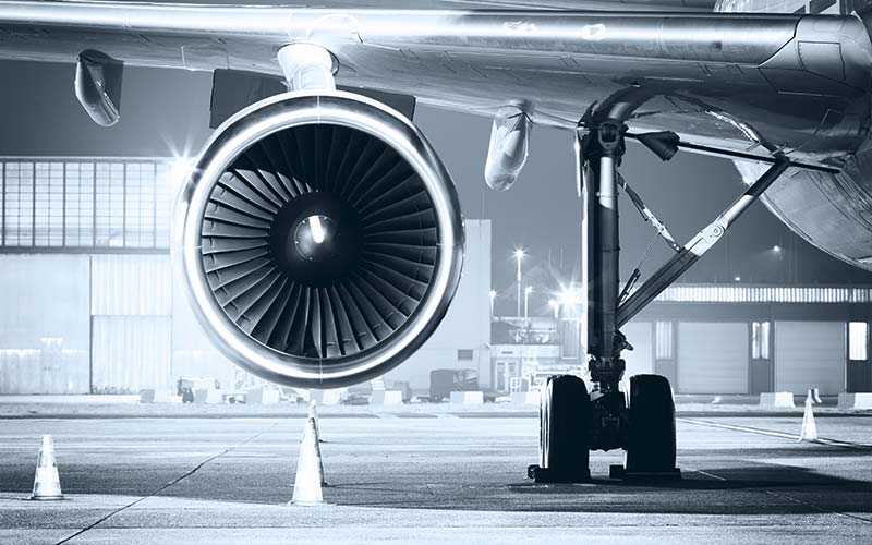 KF Strahltechnik Dresden | Branchen Luftfahrt und Aerospace
