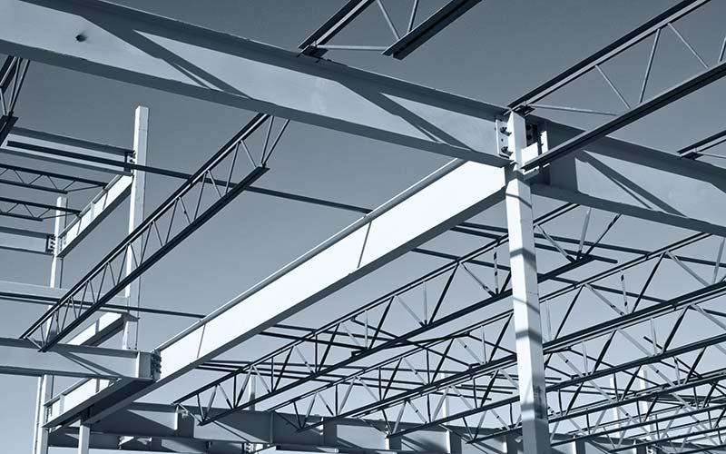 KF Strahltechnik Dresden | Branchen Stahlbau