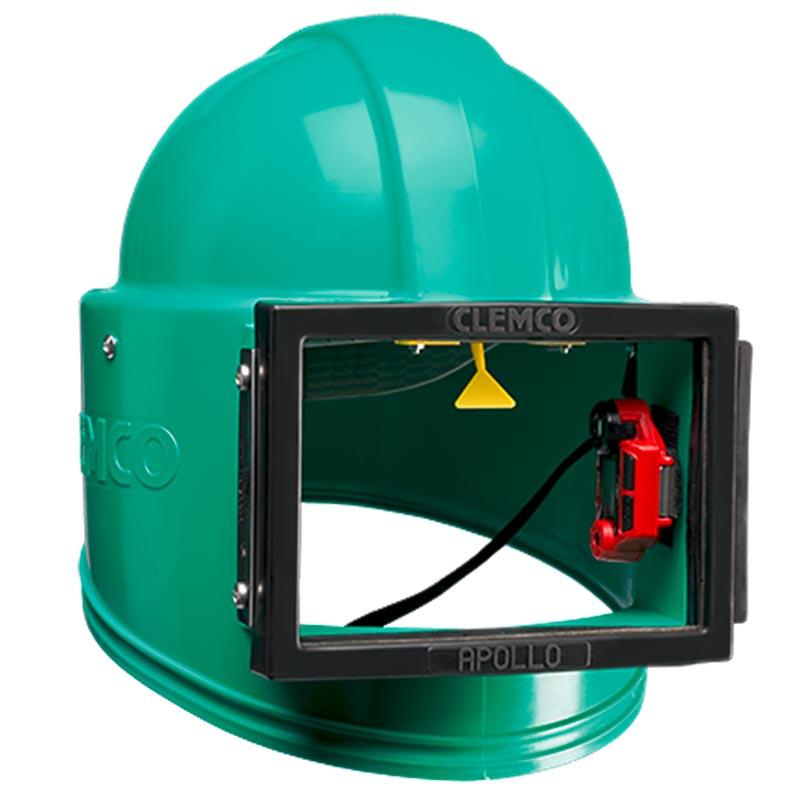 KF Strahltechnik Dresden | Strahlerschutzausrüstung Helm